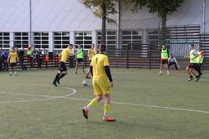 Tauragės Apskrities futbolo turnyras  Kariuomenės dienai