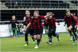 Tauragiškiai dalyvavo Šiauliai city football cup