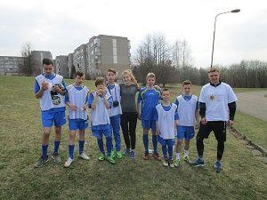 Gatvės vaikų dienos futbolo turnyras