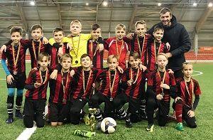 MFC-CUP taurei laimėti turnyre užimta II  vieta.