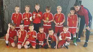 Futbolo turnyras berniukams gimusiems 2011m.
