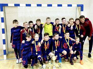 2007m. gimusių berniukų futbolo turnyras