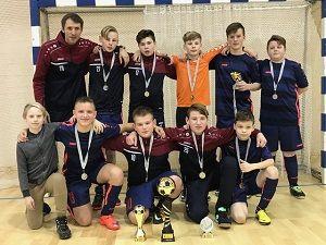 Turnyras 2005m. gim. berniukų
