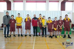 MrGolas U-14 Žemaitijos regiono stipriausios finalo komandos