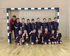 Turnyras 2010m. gimusių berniukų.
