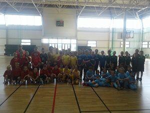 Tauragės apskrities pradinukų futbolo finalai