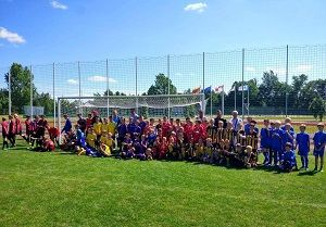 "Tauragės dienos kartu su futbolo turnyrais ""TauragėCup 2019 m."""