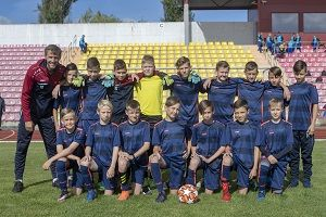 2007 m. berniukų futbolo turnyras, pavadintas ilgamečio trenerio Broniaus Kičo garbei