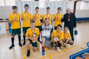 2019 11 11 MrGolas U16 Žemaitijos regiono finalas