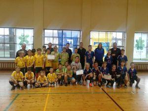 MrGolas U12 finalas