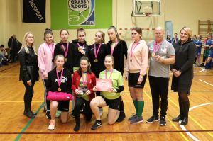 2020 01 20  U-16  Ladygolas ,,Žemaitijos regiono'' finalai