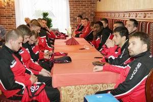 """FK """" Tauras"""" komandos pristatymo šventė-gallery-image-8"""