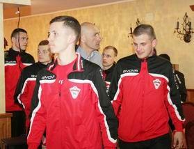 """FK """" Tauras"""" komandos pristatymo šventė-gallery-image-2"""