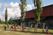 Tauragės miesto dienos kartu su futbolu