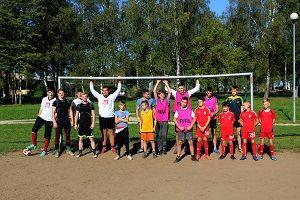 Tauragės savivaldybės  futbolo federacijos UEFA masinio futbolo savaitė.-gallery-image-5