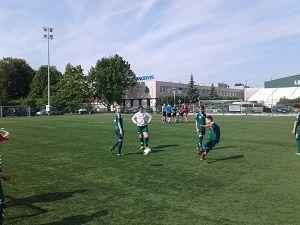 """Socialinio projekto """"Pažink futbolo aikštėje"""" akimirkos-gallery-image-7"""