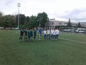 """Socialinio projekto """"Pažink futbolo aikštėje"""" akimirkos-gallery-image-6"""
