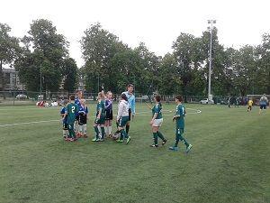 """Socialinio projekto """"Pažink futbolo aikštėje"""" akimirkos-gallery-image-3"""