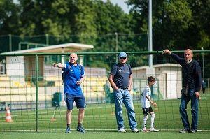 """Socialinio projekto """"Pažink futbolo aikštėje"""" akimirkos-gallery-image-1"""