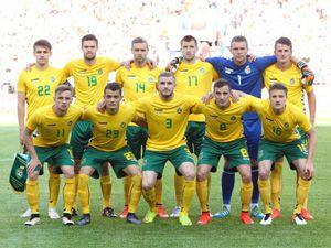 FIFA reitinge – nedidukas Lietuvos rinktinės žingsnis akuštyn