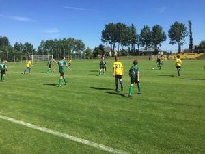 """""""TauCup2016"""" vaikų futbolo turnyras"""