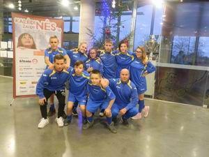 Tauragės vaikų globos ,,Šaltinėlis'' dalyvavo Kalėdinėse žaidynėse 2016m.