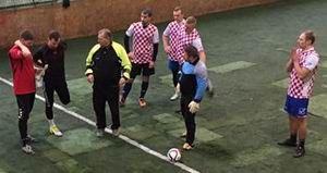 5x5 Tauragės apsrities futbolo mėgėjų salės pirmenybės