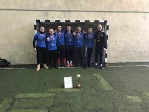 5x5 Tauragės apskrities salės futbolo mėgėjų pirmenybių finalai