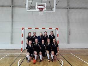Baigėsi Lietuvos moterų futbolo žiemos uždarų patalpų 5x5 pirmenybės.