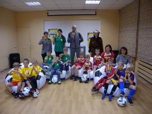 "Tauragėje "" Futboliukas 2017"""
