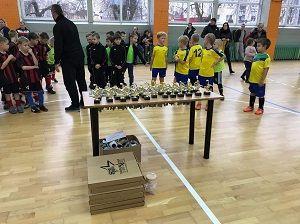 Mažųjų futbolistų turnyras