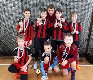 Futbolo turnyras berniukų gimusių 2008m.