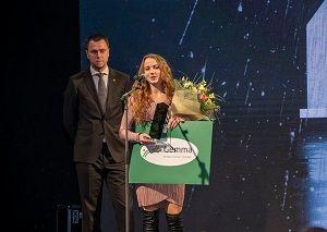 Vestina Neverdauskaitė – geriausia 2018-ųjų šalies futbolininkė