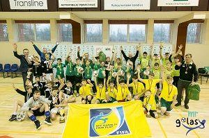 U-12 MrGolas Žemaitijos finalai