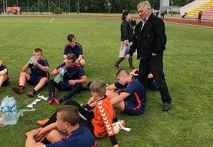 Trenerio Bronio Kičo garbei futbolo turnyras
