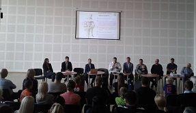 Tauragės futbolo bendruomenei, pristatyta Tauragės futbolo akademija